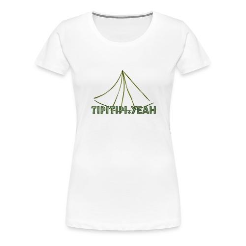 TIPITIPI YEAH - Frauen Premium T-Shirt