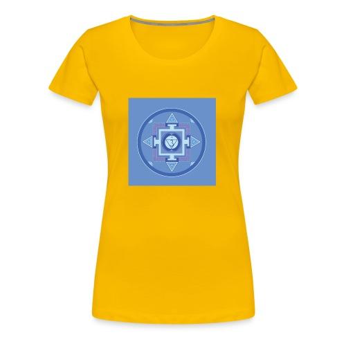 Ajna - Third Eye Chakra - Naisten premium t-paita