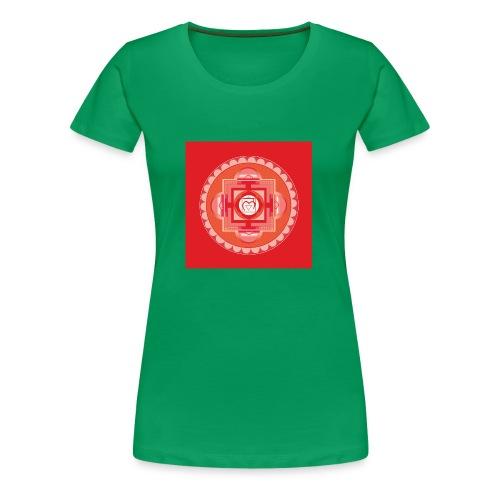 Muladhara - Root Chakra - Naisten premium t-paita