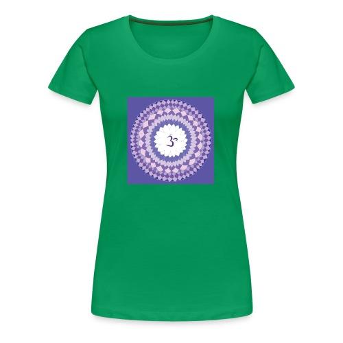 Sahasrara - Crown Chakra - Naisten premium t-paita