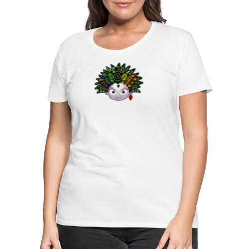 BIG ALOE - Maglietta Premium da donna
