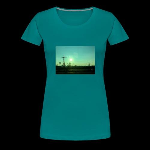 pollution - Vrouwen Premium T-shirt
