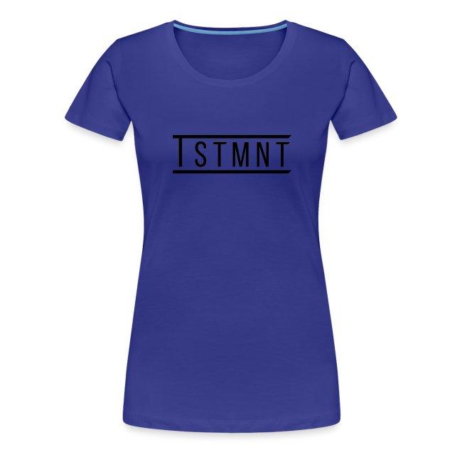 TSTMNT Logo (Black)