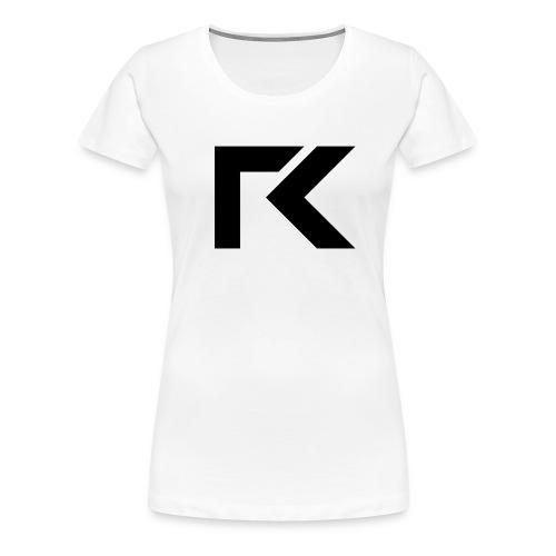 Rxmsey Logo - Black - Women's Premium T-Shirt