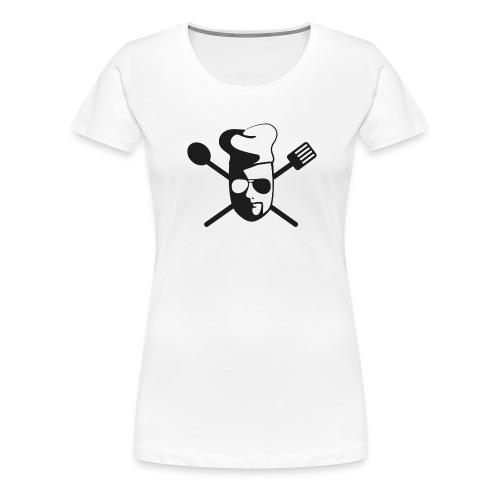 TK Logo png - Frauen Premium T-Shirt