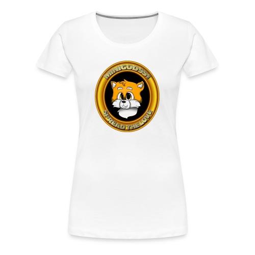 Minigod951 Logo - Women's Premium T-Shirt