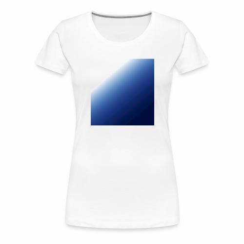 Farbverlauf - Frauen Premium T-Shirt