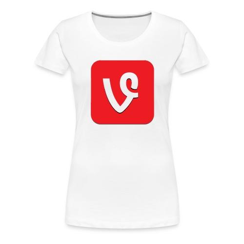 Viral - Women's Premium T-Shirt