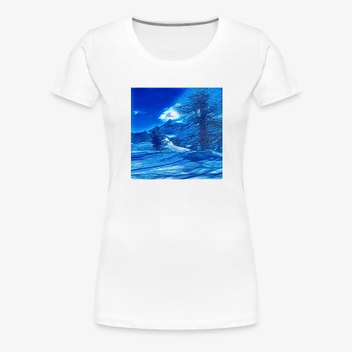 Magia dei Monti della Luna - Maglietta Premium da donna