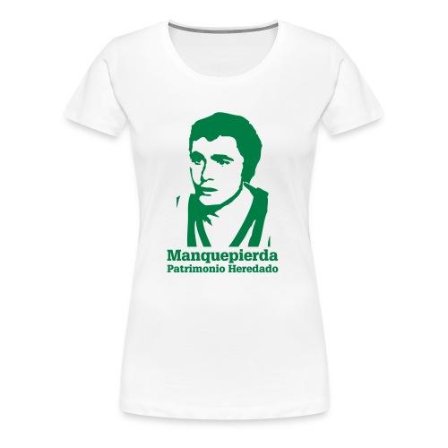 mpphgordillo - Camiseta premium mujer