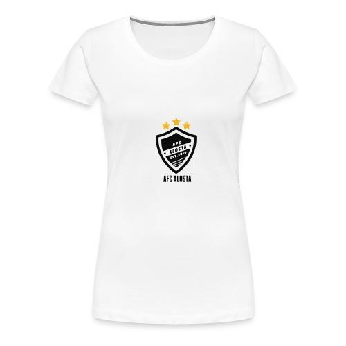 Mannen Premium Hoodie AFC Alosta - Vrouwen Premium T-shirt