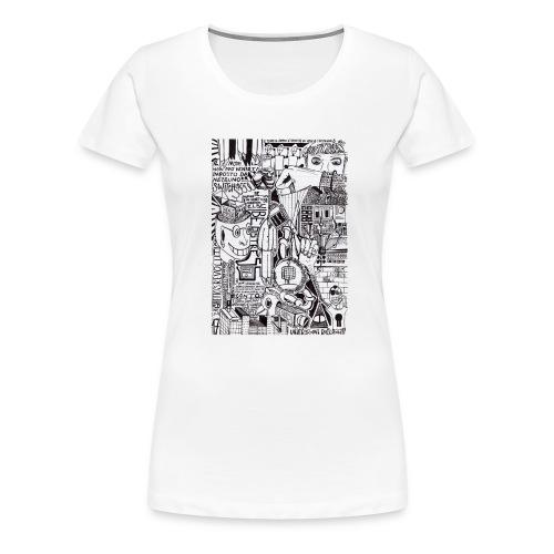 Trip T-Shirt - Maglietta Premium da donna