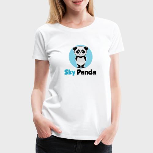 Panda Cutie - Frauen Premium T-Shirt