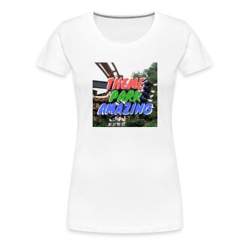 Clothing with Logo - Women's Premium T-Shirt