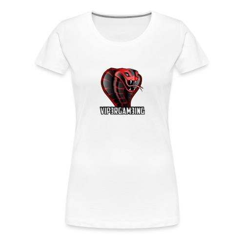 Red Vip3r - Women's Premium T-Shirt