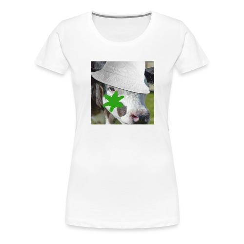 brouteuse - T-shirt Premium Femme