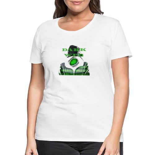 Dark weeb - T-shirt Premium Femme