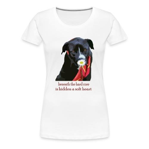 Johnny Flower - Frauen Premium T-Shirt