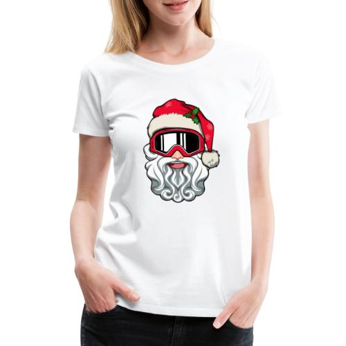 Santa - Vrouwen Premium T-shirt