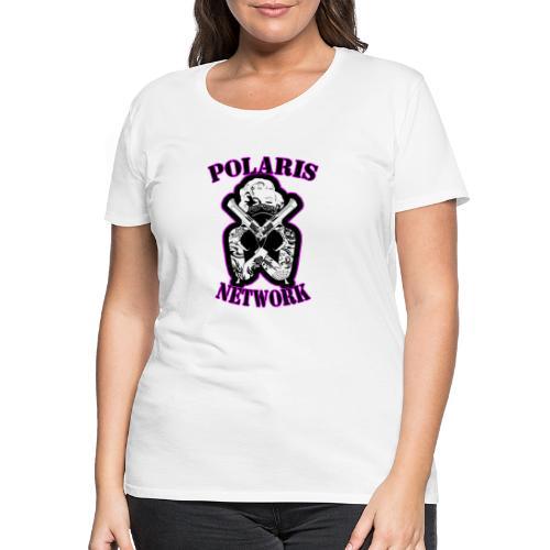 Polaris Network - Dame premium T-shirt