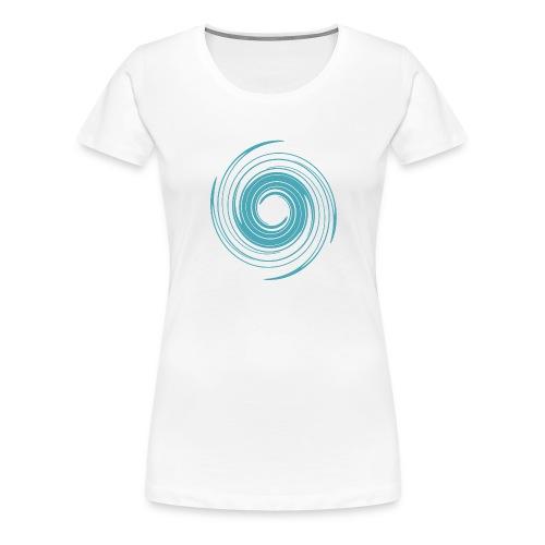 Swirl Jr. Merch - Women's Premium T-Shirt