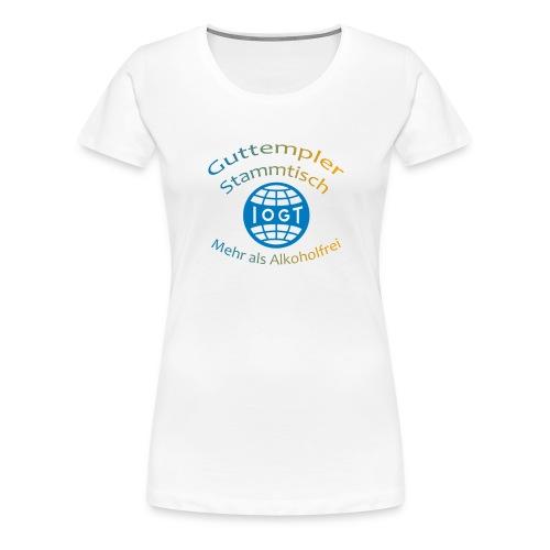 Guttempler Merchandise - Frauen Premium T-Shirt