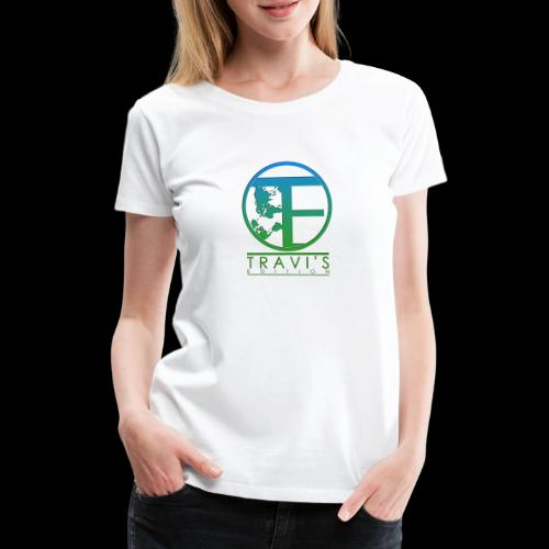 Travi's Edition - Frauen Premium T-Shirt