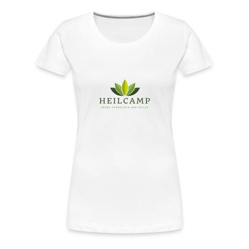 Heilcamp - Frauen Premium T-Shirt