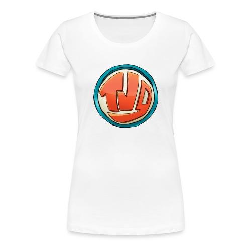 te veel gevraagt - Vrouwen Premium T-shirt