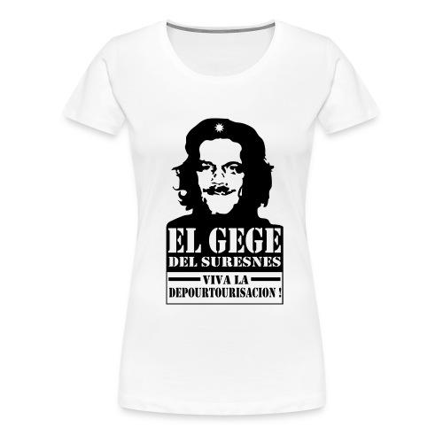 elgege - T-shirt Premium Femme