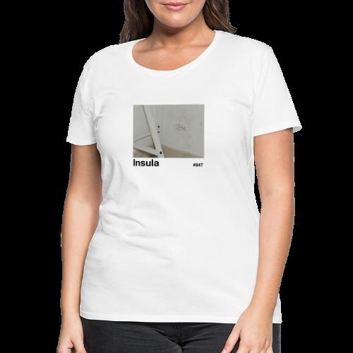 Insula #847 - Camiseta premium mujer