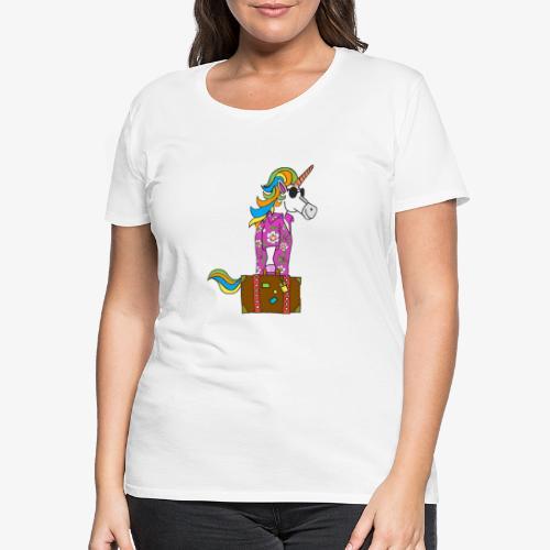 Unicorn trip - T-shirt Premium Femme