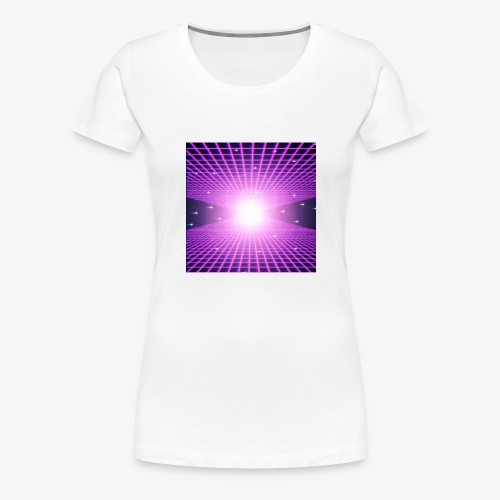 Star - Koszulka damska Premium