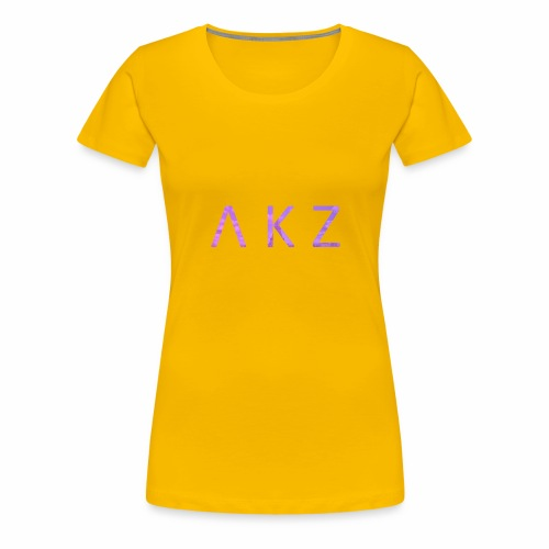 AKZProject Titre - Paris - T-shirt Premium Femme