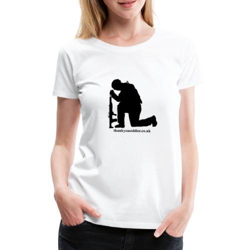 BLKUK Soldier - Women's Premium T-Shirt