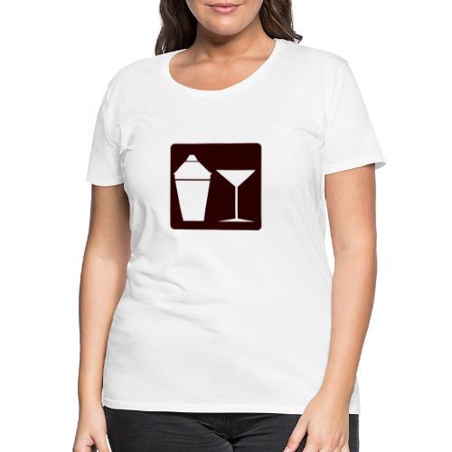 Alkohol - Frauen Premium T-Shirt