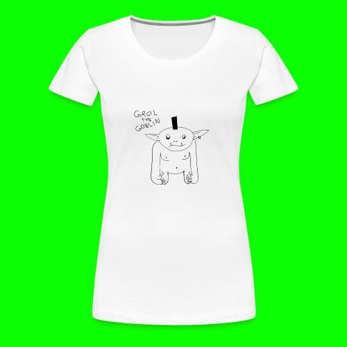 Grol S / T - Women's Premium T-Shirt