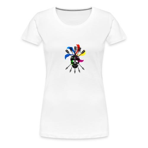 Blaky corporation - Camiseta premium mujer