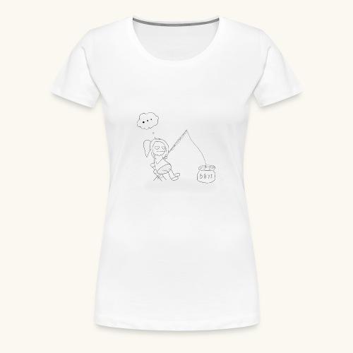 Singlehood - T-shirt Premium Femme