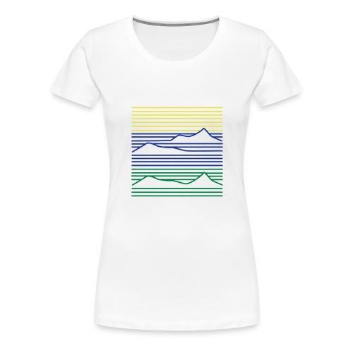 RUCATURA - Camiseta premium mujer