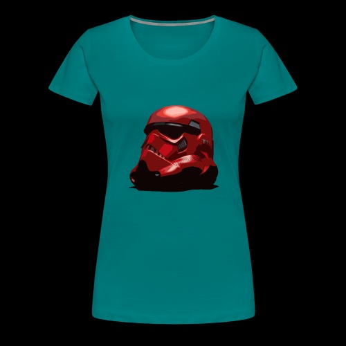 Guardian Trooper - Women's Premium T-Shirt