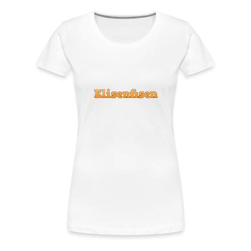 Elisenfisen mussemåtte - Women's Premium T-Shirt