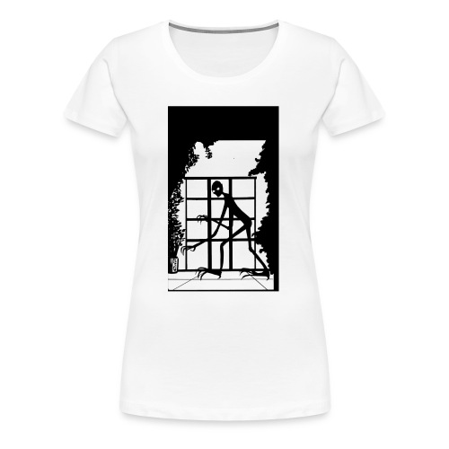 The Creeper - Women's Premium T-Shirt
