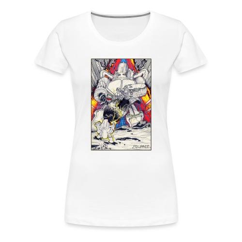 ADVANCE - Women's Premium T-Shirt