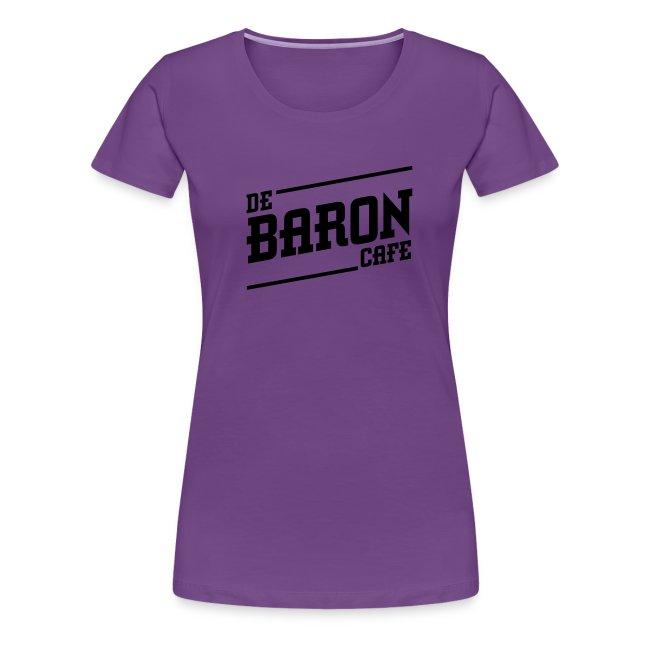 baron no back black