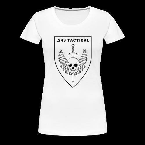 Club Logo - Vrouwen Premium T-shirt