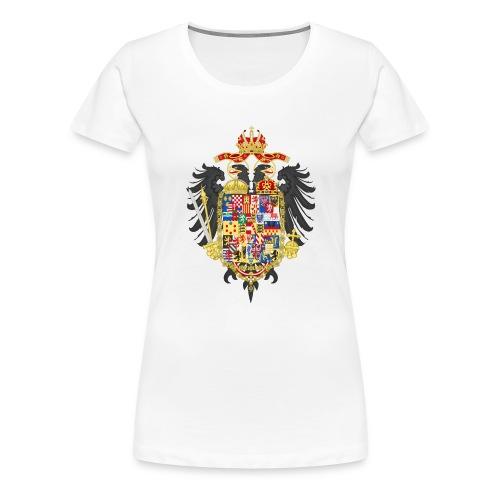 Bundesadler Doppeladler Deutschland Kaiser Joseph - Frauen Premium T-Shirt