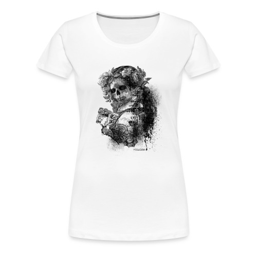 Baby Skull - T-shirt Premium Femme