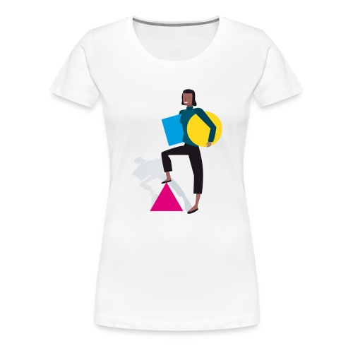 Corporate-Design-Logo - Frauen Premium T-Shirt