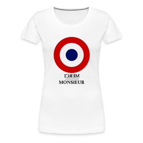 MM_Roundel - T-shirt Premium Femme